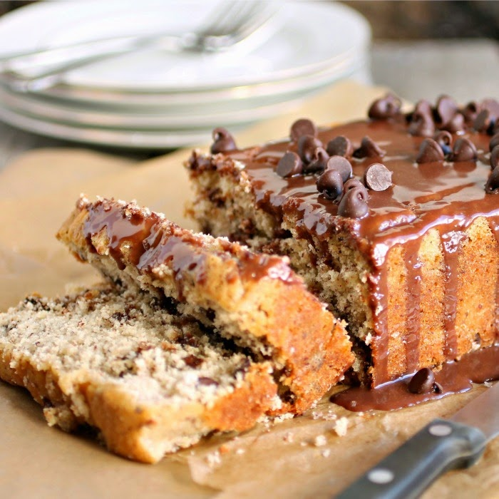 Chocolate Chip Hazelnut Bread