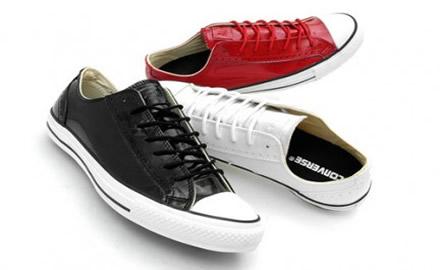 a5e93091b Las zapatillas elegidas han sido las cómodas Converse All Star Chuck  Taylor