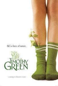 La extraña vida de Timothy Green – DVDRIP LATINO