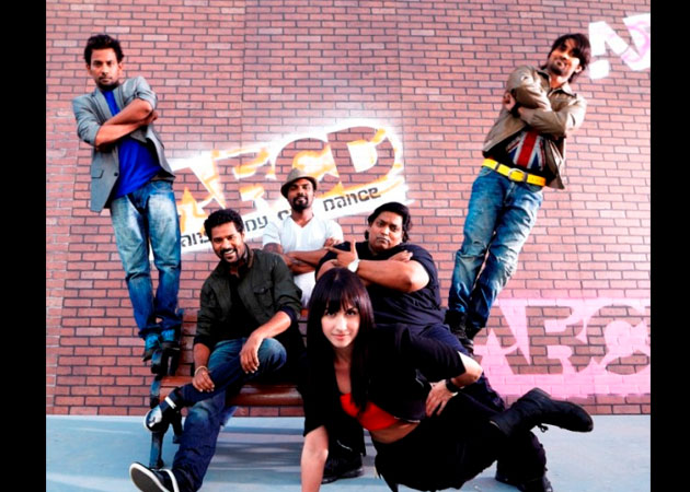 ABCD Any Body Can Dance Song Download Star Cast