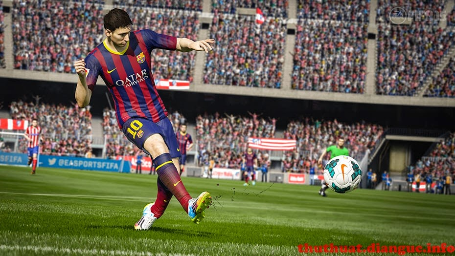 Download Fifa 2015 – Fifa 15 Full Crack
