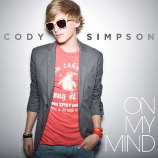 Cody Simpson - On My Mind Lyrics | Letras | Lirik | Tekst | Text | Testo | Paroles - Source: musicjuzz.blogspot.com
