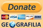 Donații prin PayPal pentru Geografilia