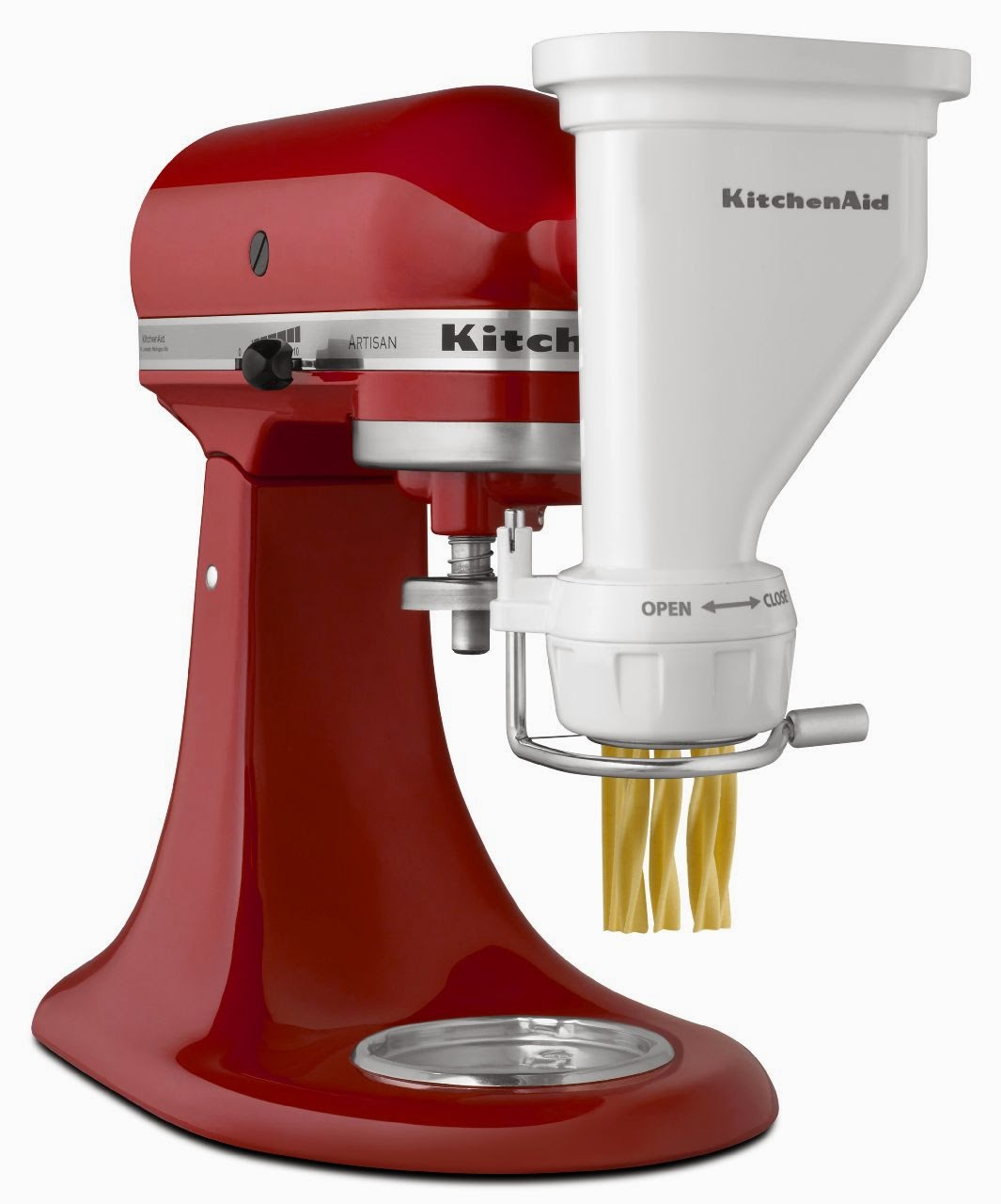 Kitchenaid Pasta Machine Attachment family feedbag: best christmas gifts giveaway - kitchenaid attachments