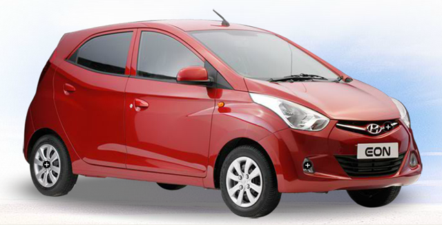 Hyundai Eon launched in India