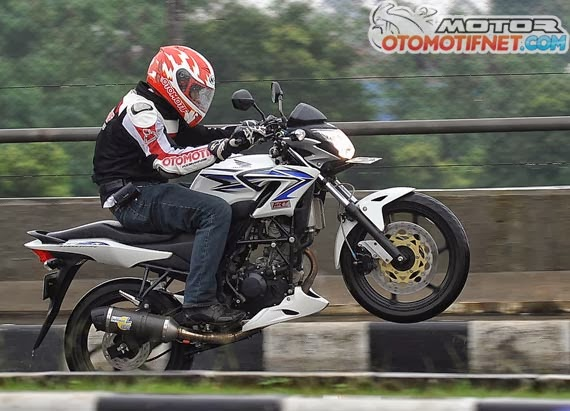 570 x 411 jpeg 60kB, Modifikasi Honda CB 150 R source: http