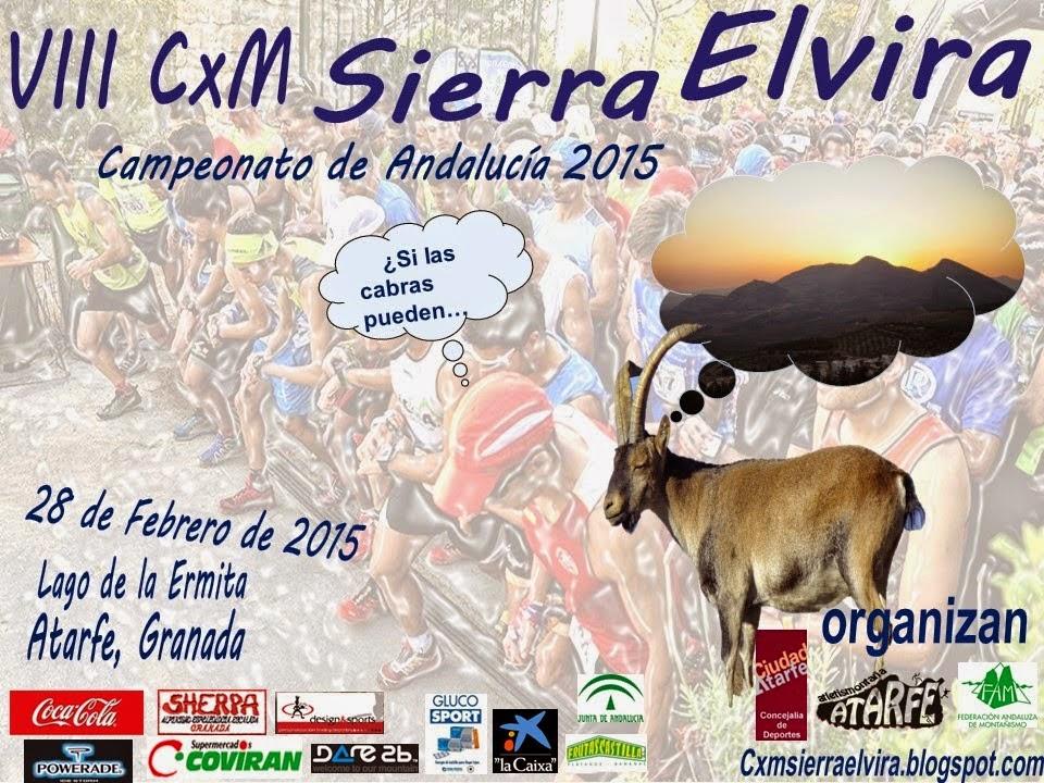 CXM SIERRA ELVIRA 2015