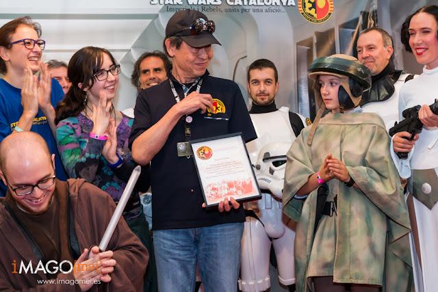 Star Wars Catalunya al Saló del Manga