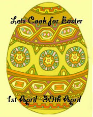 Lets cook for Easter