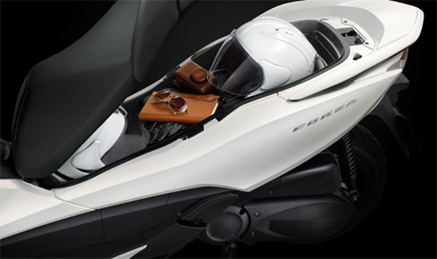 2013 Honda Forza 300 Review and Picture | New Motorcycle Review