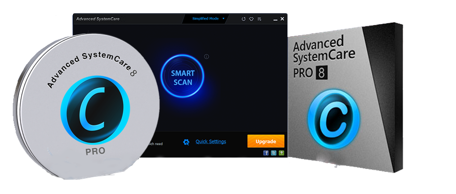 IObit Advanced System Care Pro 8.1.0.651 Final Incl.Crack