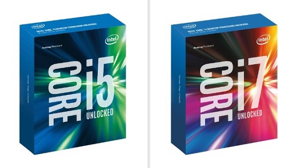 Gamescom 2015: Intel launches 6th generation Core i7-6700K and Core i5-6600K desktop processors
