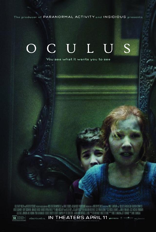 La película Oculus