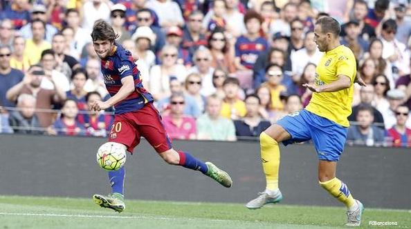 Hasil Lengkap La Liga MD6, Tekuk Las Palmas Barcelona Kece di Posisi Dua Klasemen