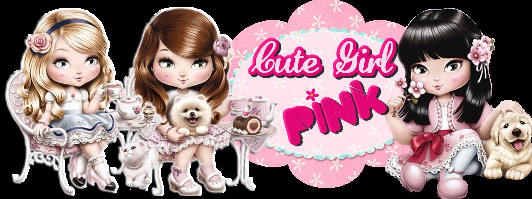Cute Girl Pink