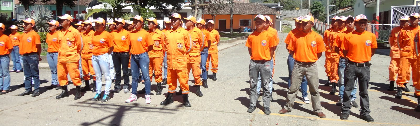 Junta Defensa Civil Inza Cauca