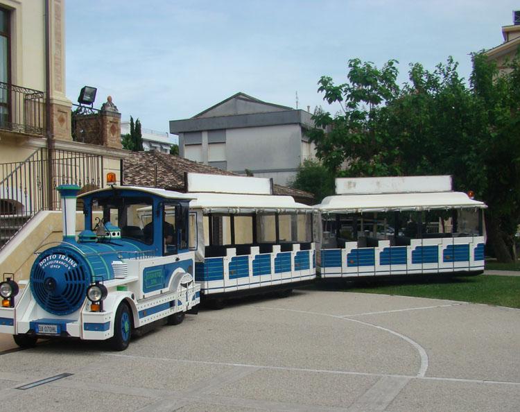 Noleggio Trenini Turistici Per Eventi E Festivit 224 In