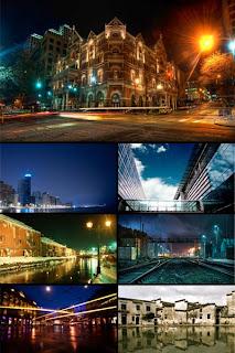 Фотографии города в обоях для рабочего стола