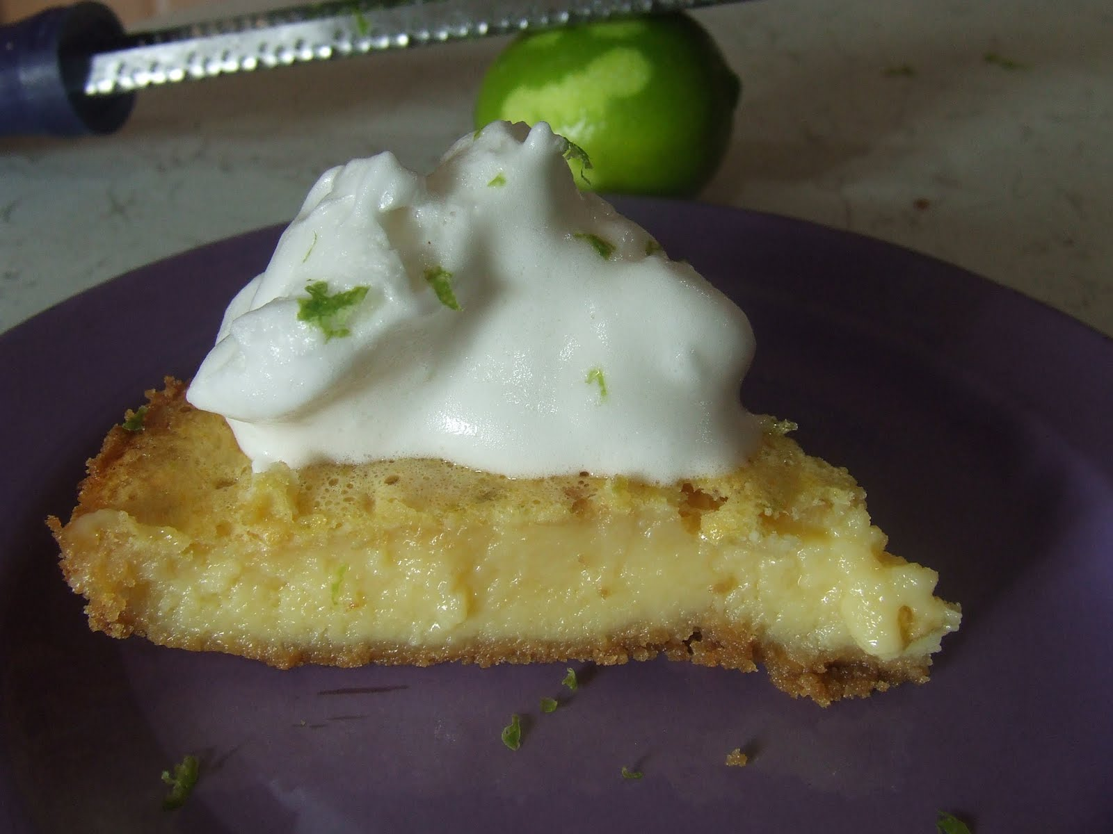 Super Easy Dairy Free Key Lime Pie – Cassidy's Craveable ...