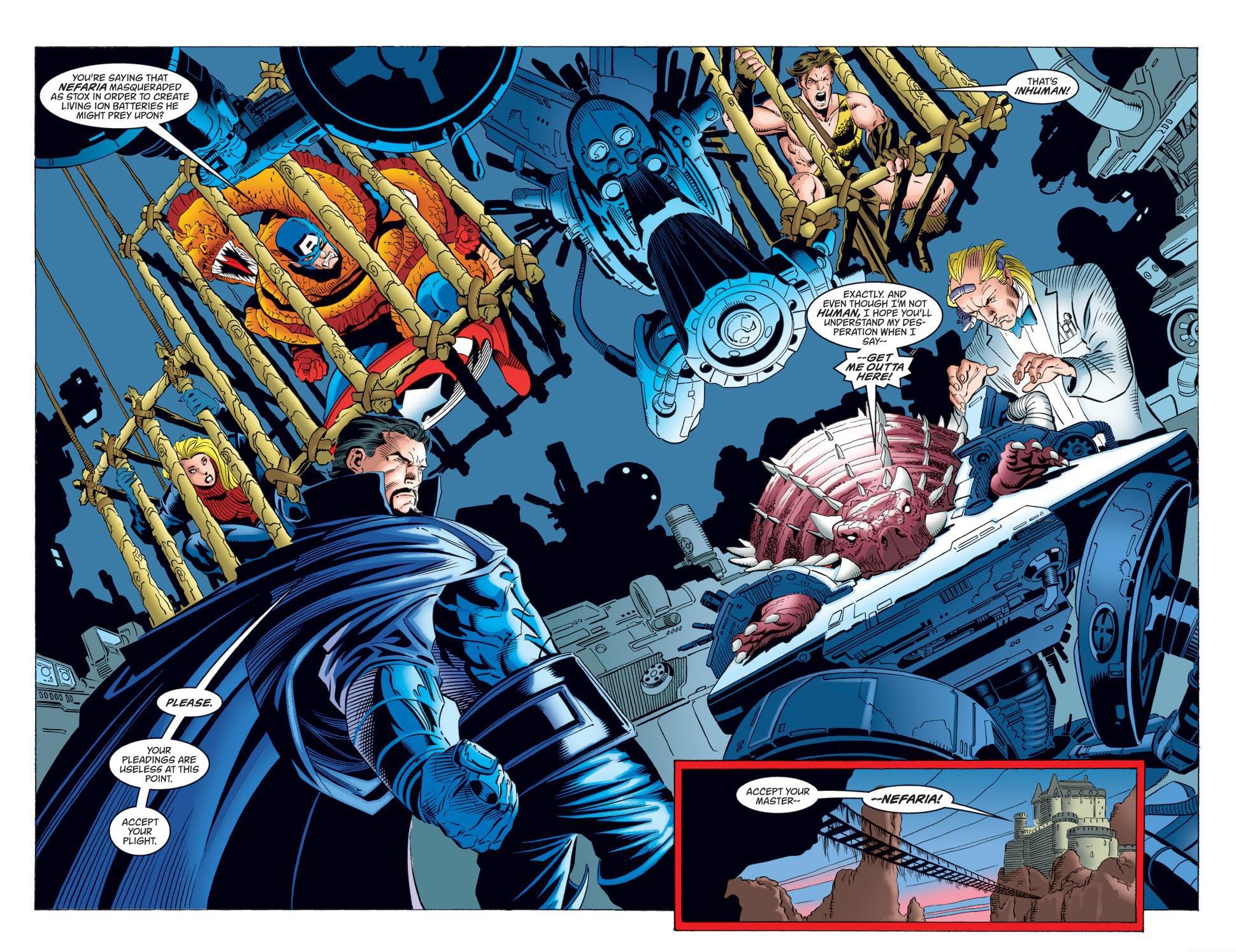 Captain America (1998) Issue #30 #36 - English 5