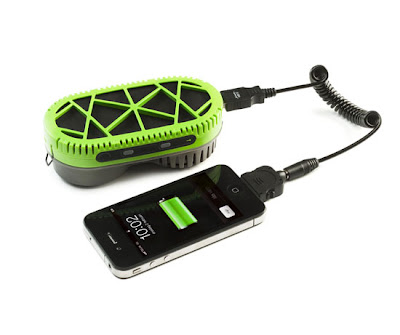 water cell phone charger