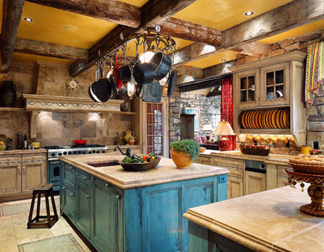 Home decor ideas french style kitchen decor ideas - French style kitchen decor ...