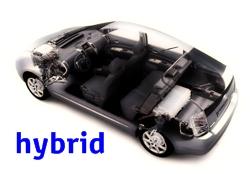 prius vettura ibrida HSD