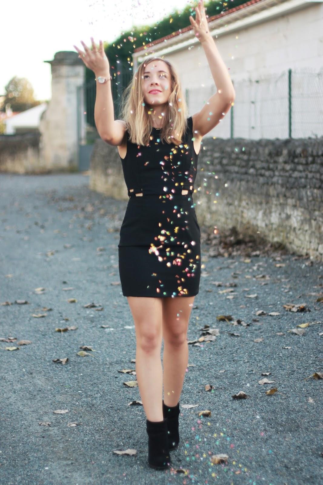 Confettis festif
