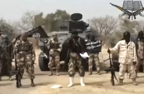 boko haram killed pastor