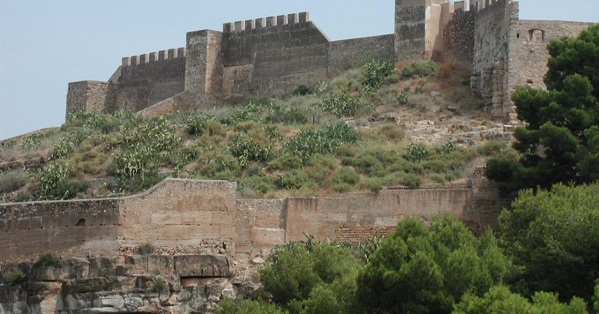 Sagunto saguntum 12 castillo de sagunto for Oficina turismo sagunto