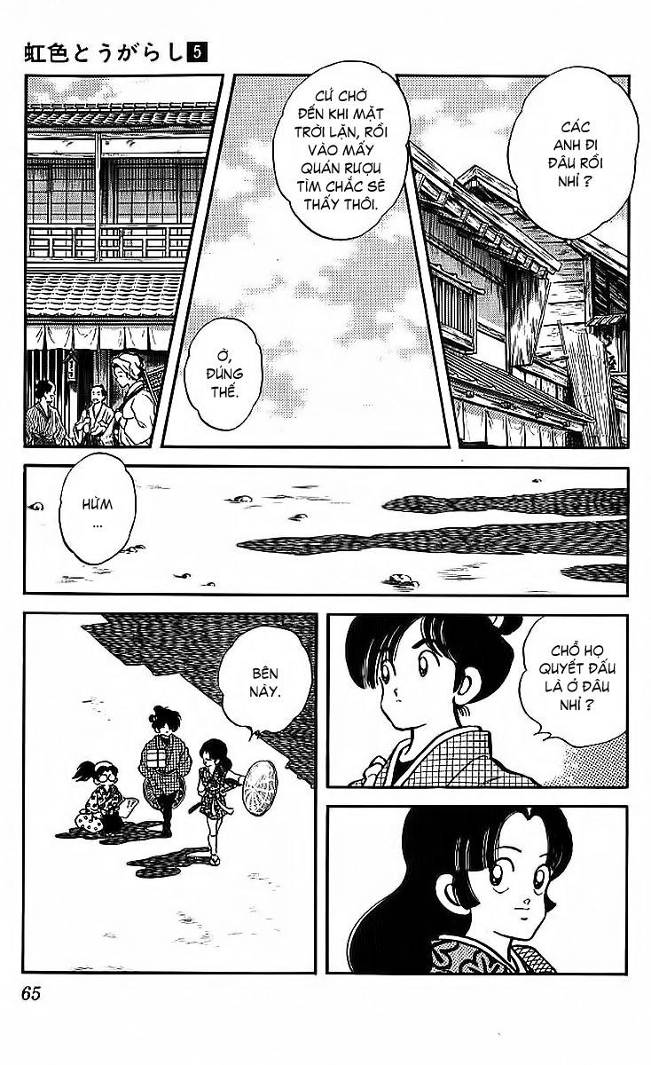 Nijiiro Togarashi - Ớt Bảy Màu chap 43 - Trang 7