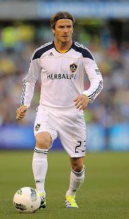 Beckham es nuevo jugador del Paris Saint Germain