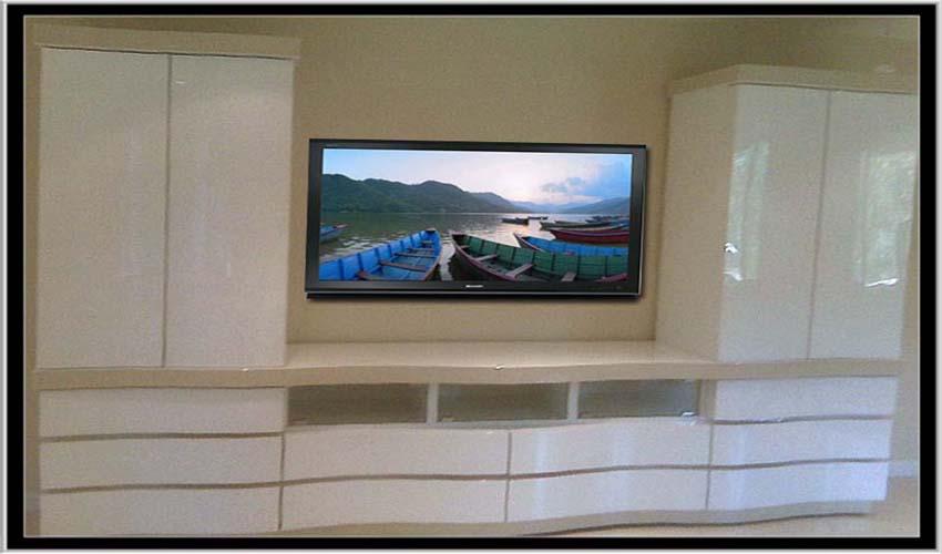 Designer Wall Units For Living Room