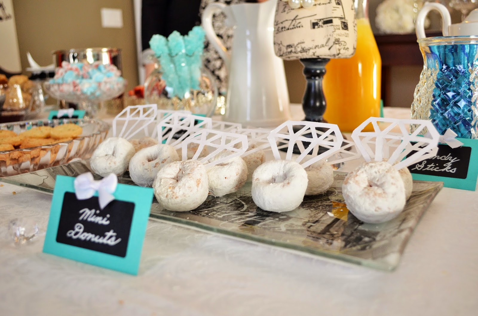 vancouver vogue breakfast at tiffanys the besties bridal shower