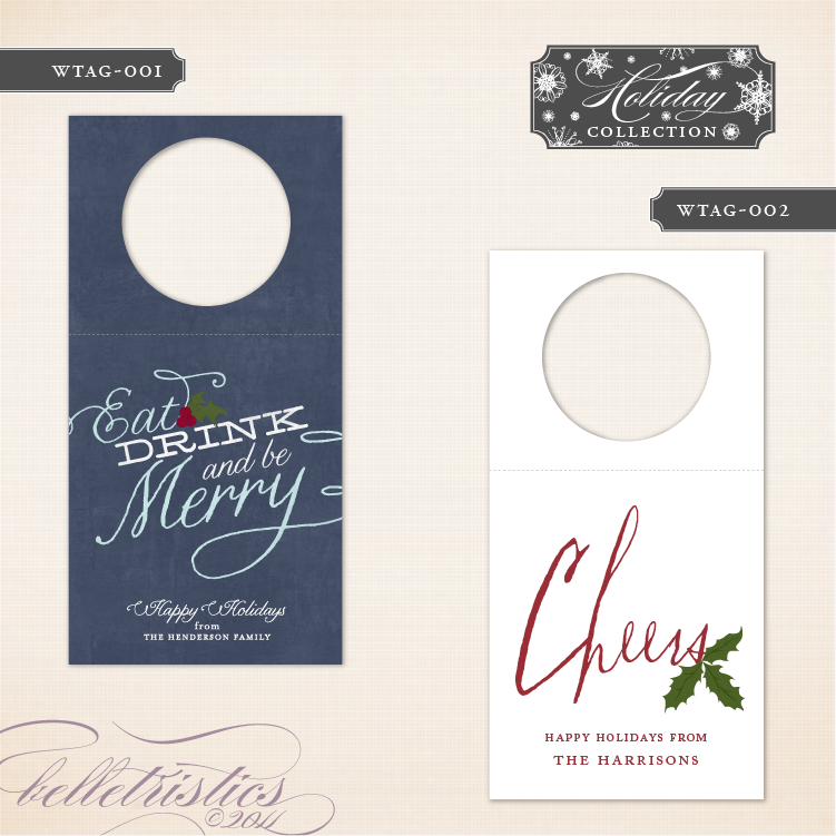 belletristics stationery design and inspiration for the diy bride belletristics 39 holiday