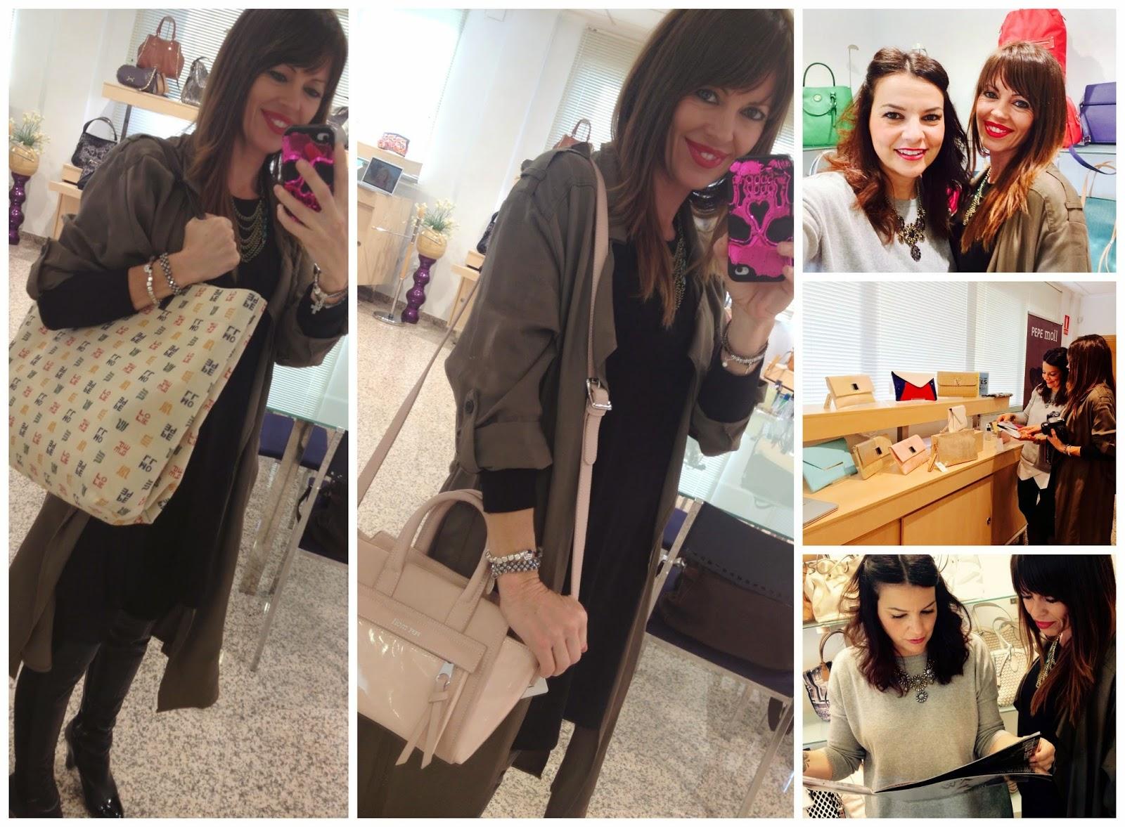 Nueva colección - Pepe Moll Bags - Spring Summer 2015 - Bags