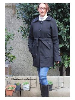 Mon manteau cousu