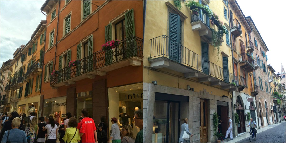 Itália, Verona, Centro