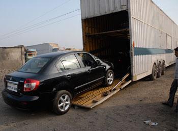 Car Transportation