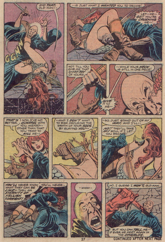 Conan the Barbarian (1970) Issue #48 #60 - English 17