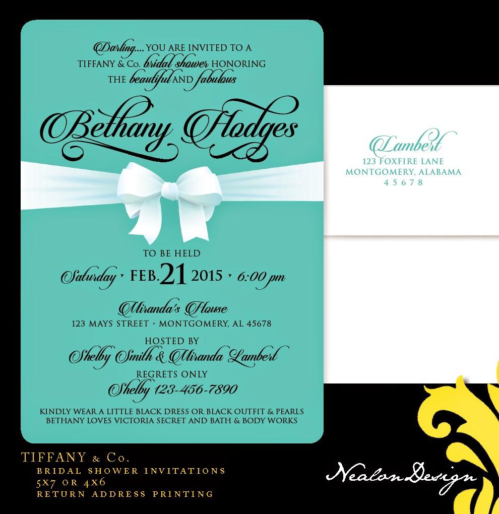 Beautiful Little Black Dress Bachelorette Party Invitations ...