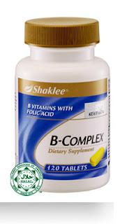 vitamin b lengkap