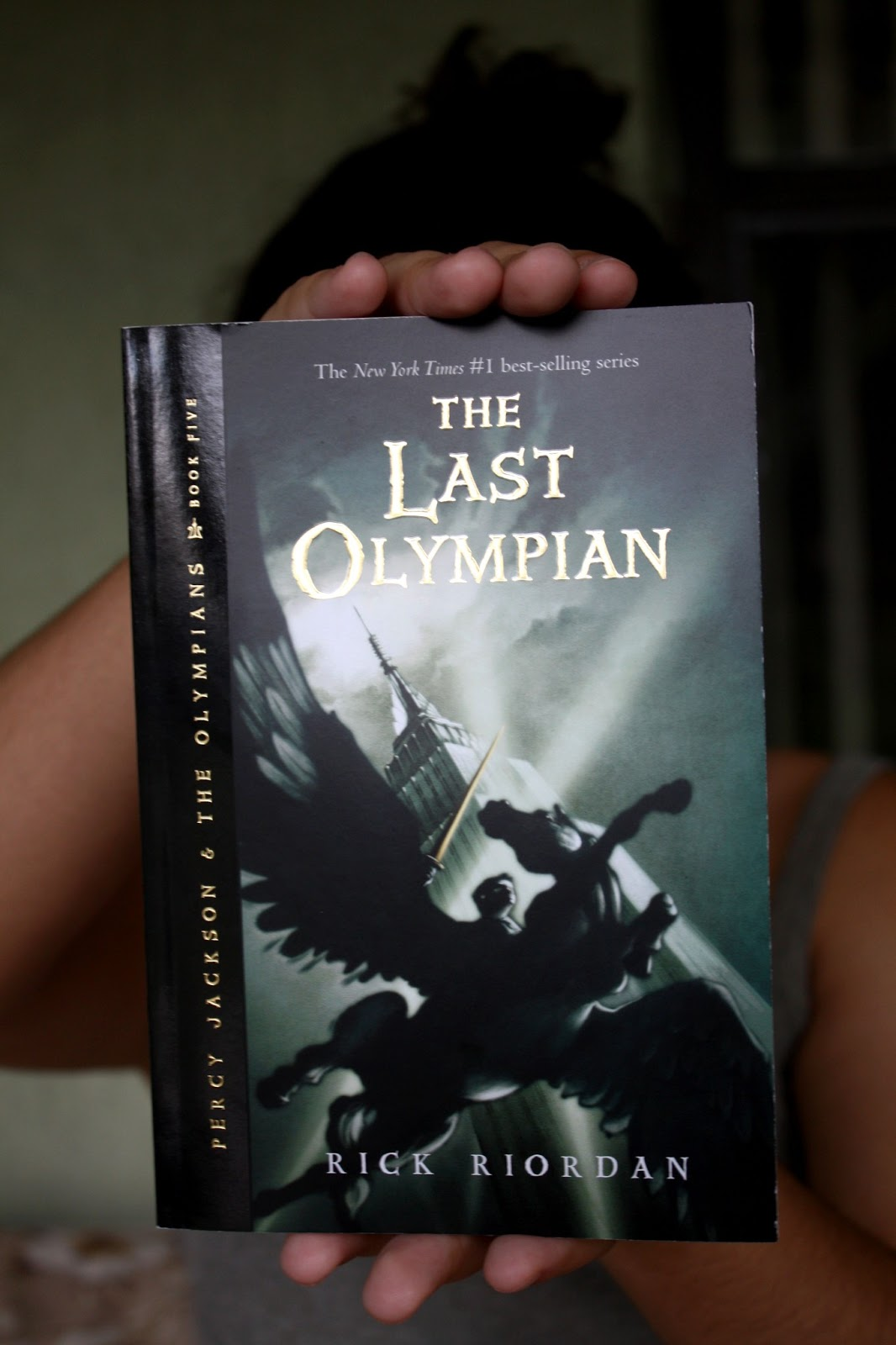 the last olympian The last olympian has 529,009 ratings and 18,679 reviews sasha said: wow that was a great ending to this very fantastical series i cannot wait to go in.