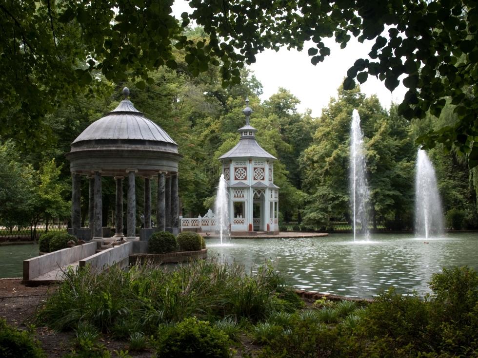 5 foro juvenil del patrimonio mundial 10 visitas aranjuez - Jardin del principe aranjuez ...