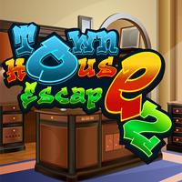 Juegos de Escape Town House Escape 2