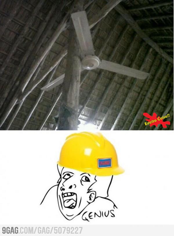 engenharia moderna, engenheiro, ventilador teto, eeeita coisa