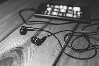 スマートフォン、ミュージック