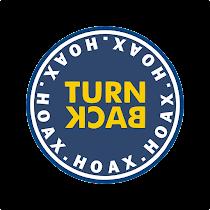 #TURNBACKHOAX