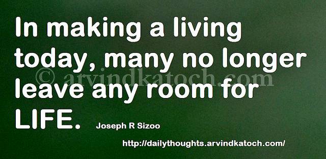 Daily thought picture message on room for life best for Living room meaning in hindi