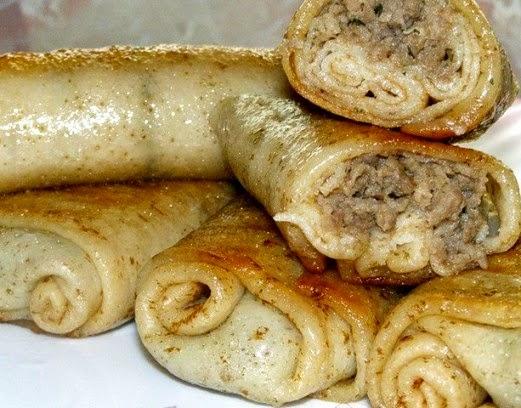 Рецепты 2 блюдо с мясом